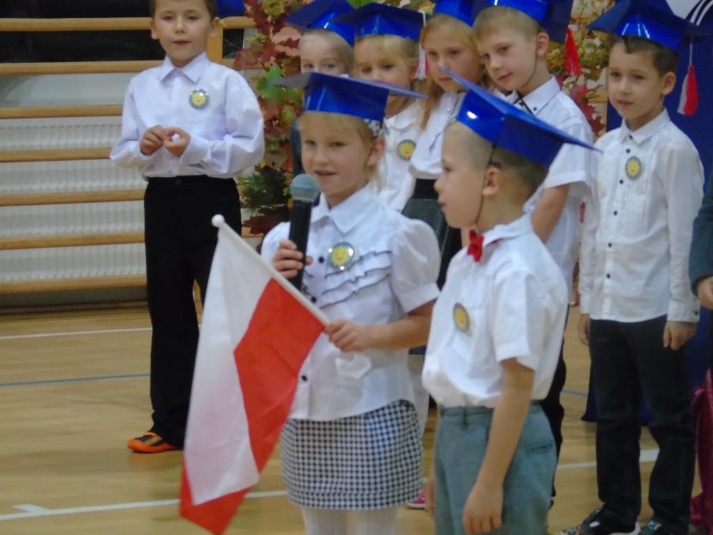 Dzień Edukacji Narodowej i Ślubowanie Pierwszoklasistów
