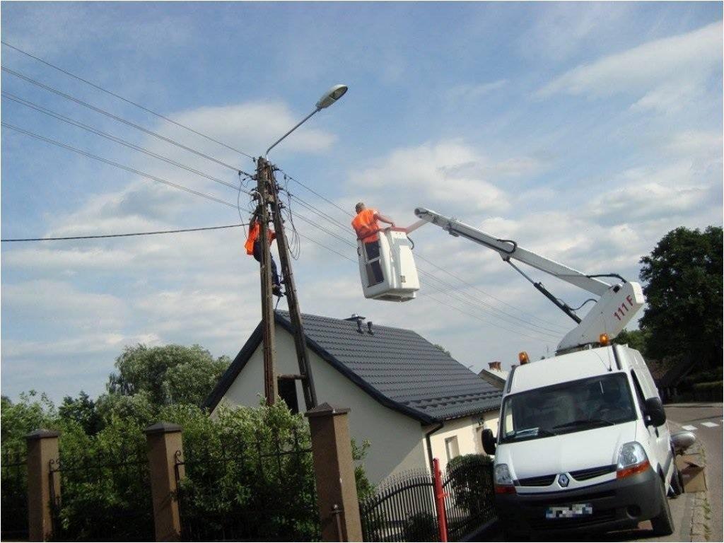 Modernizacja oświetlenia ulicznego