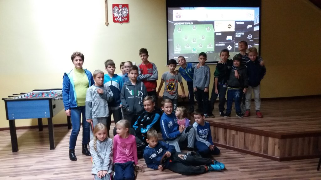 Punkt Biblioteczno – Kulturalny w Koszelewach zaprasza