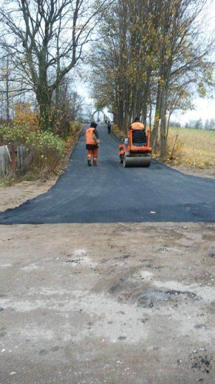 Nowe nawierzchnie asfaltowe