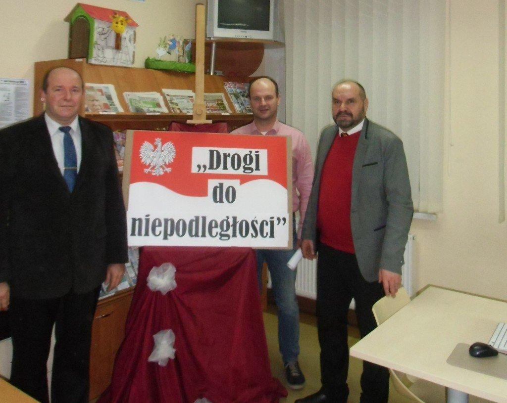 Spotkanie z dr Piotrem Kardelą
