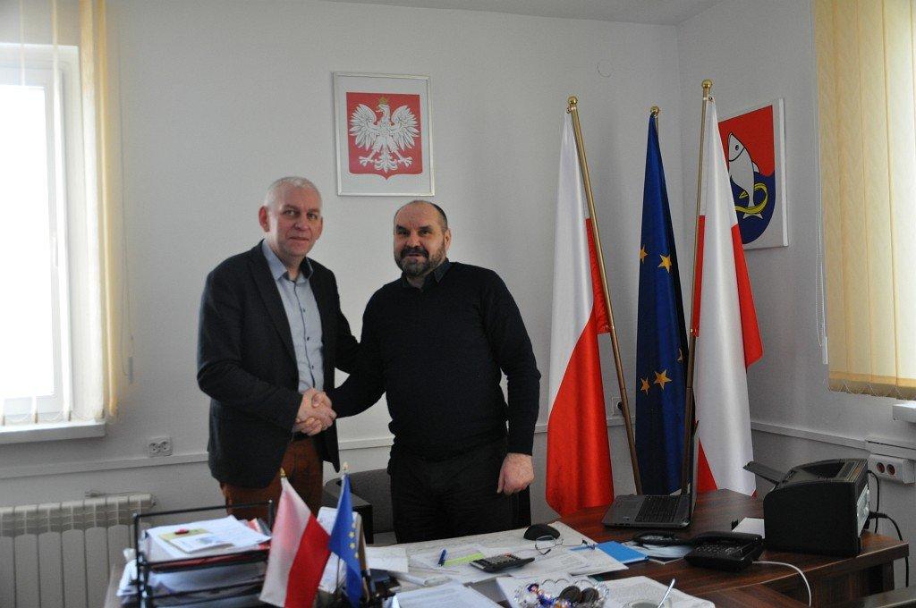 Spotkanie z Burmistrzem Działdowa