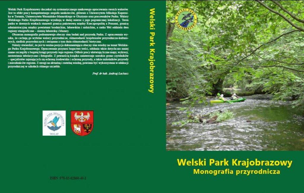 Monografia przyrodnicza Welskiego Parku Krajobrazowego