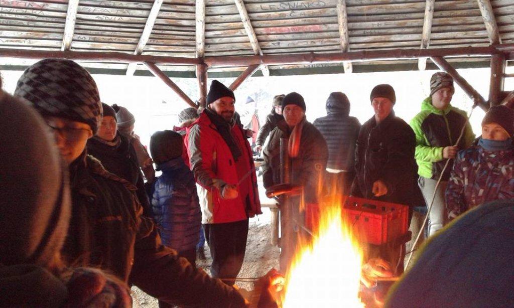 Koszelewy: Kulig dla mieszkańców