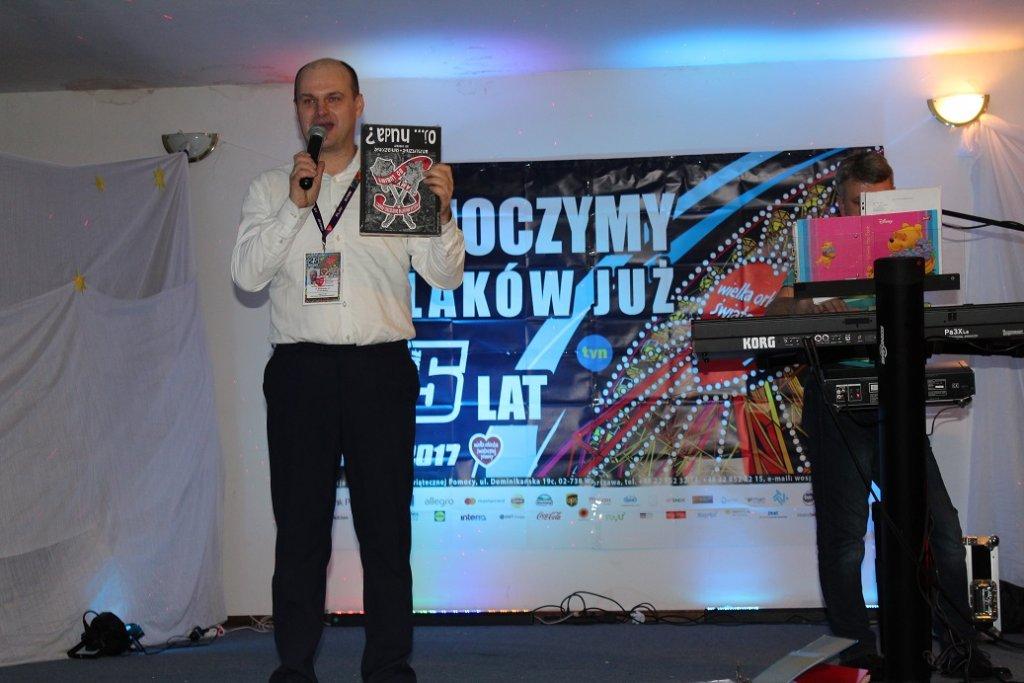 25 finał WOŚP w Rybnie