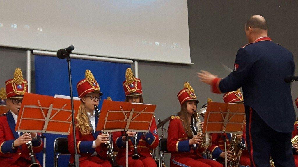 Orkiestra zagrała na Pikniku Wojskowym 'Bezpieczna Polska'