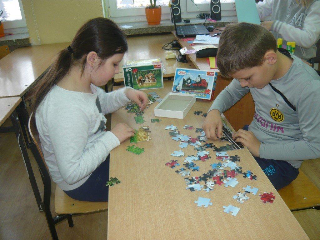 Ferie w Szkole Podstawowej w Koszelewach