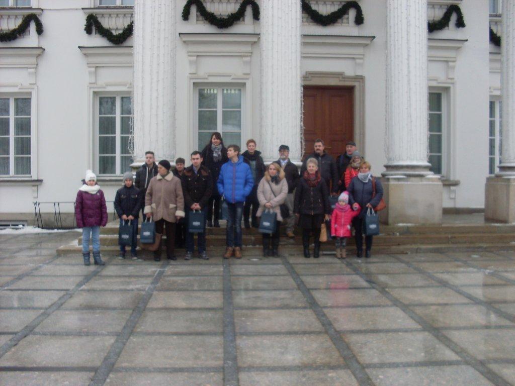 Sołectwo Szczupliny w Belwederze