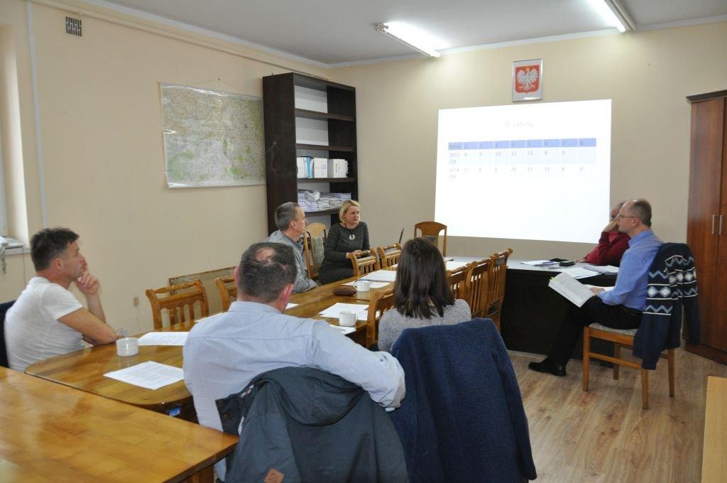 Spotkanie w sprawie reformy oświaty