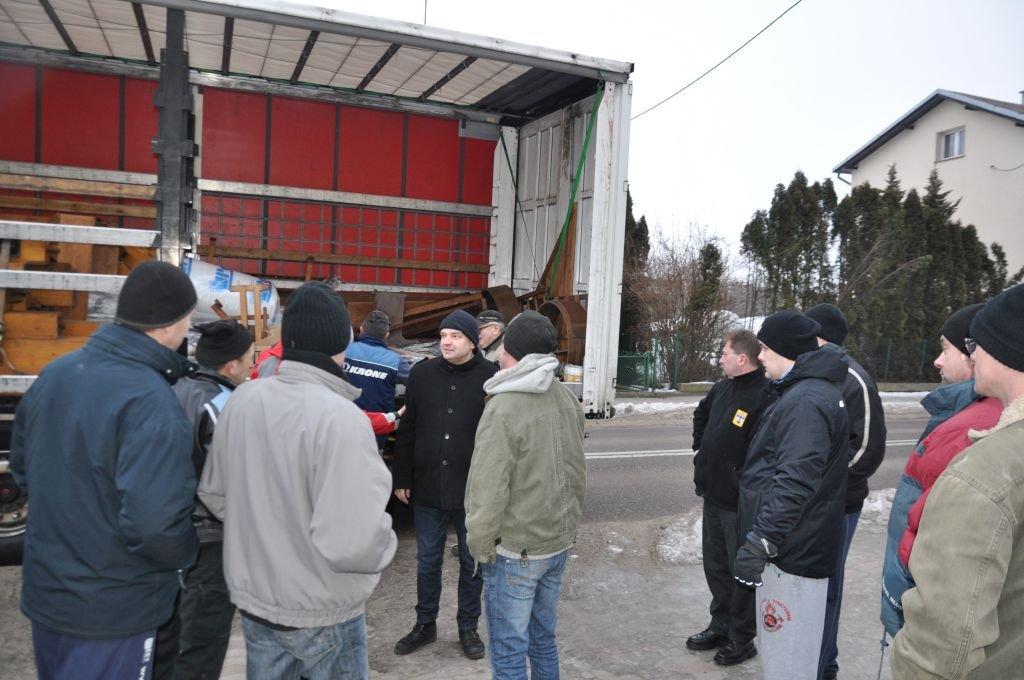 Parafia Rybno otrzymała zabytkowe organy
