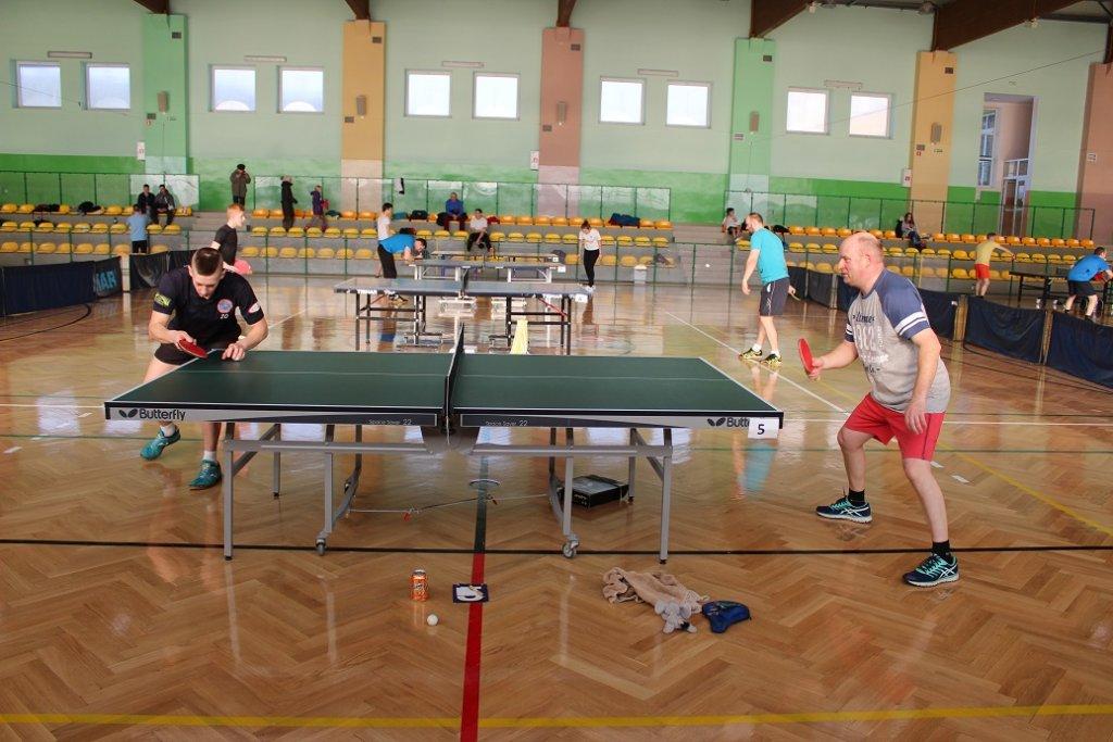 Znamy finalistów Ligi Tenisa Stołowego