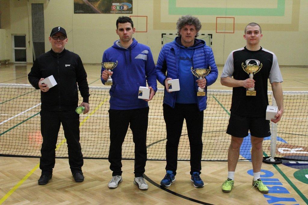 Turniej Tenisa Ziemnego o Puchar 'Eurostylu'