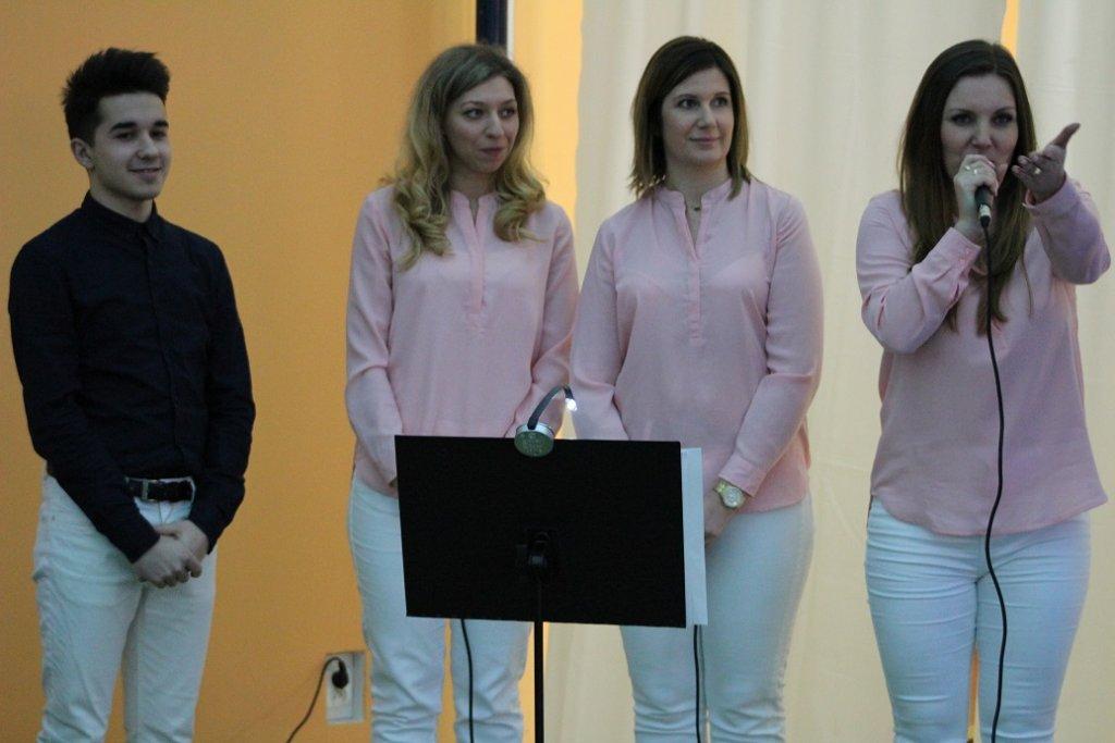 Hartowiec: 'Jaka to melodia' w Dzień Kobiet