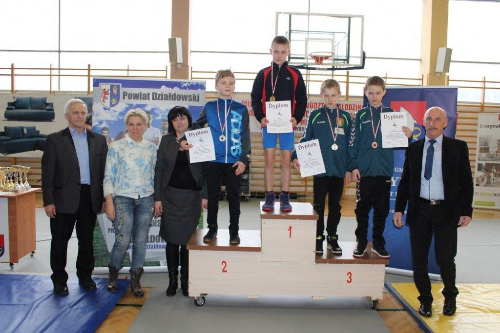 GSZS Delfin Rybno ze srebrnym medalem
