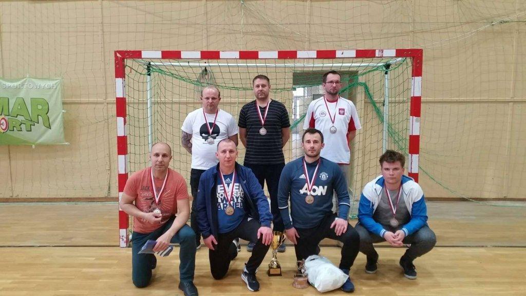 IV Mistrzostwa Polski Samorządowców w halowej piłce nożnej