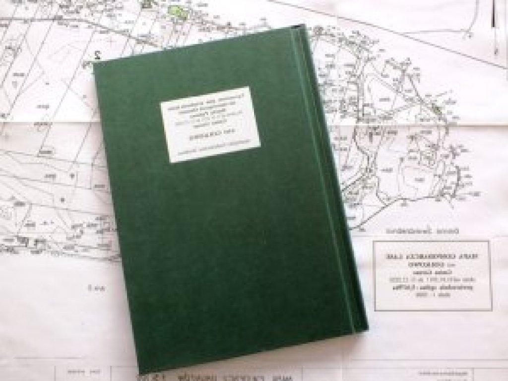 Informacja o rozpoczęciu prac nad sporządzeniem planów urządzenia lasu
