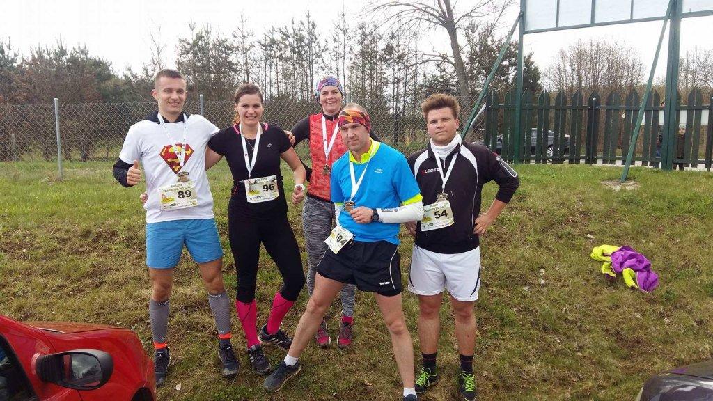 Martyna Wilczewska najlepsza w biegu Bartbo