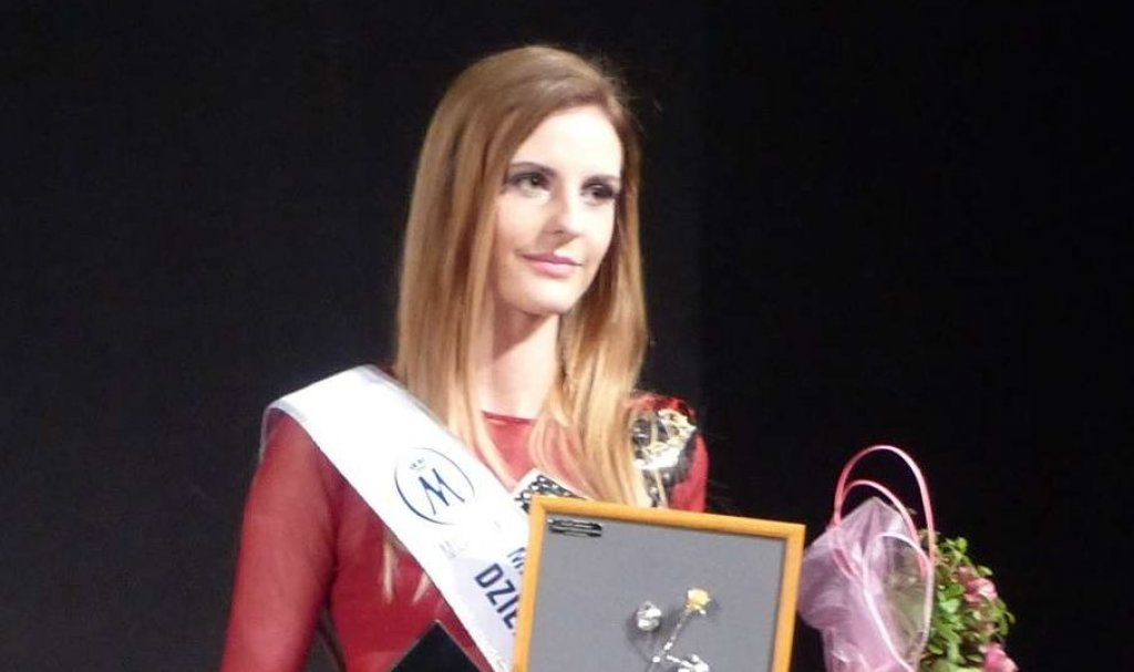 Wioletta Urbańska w gronie najpiękniejszych kobiet Ziemi Elbląskiej