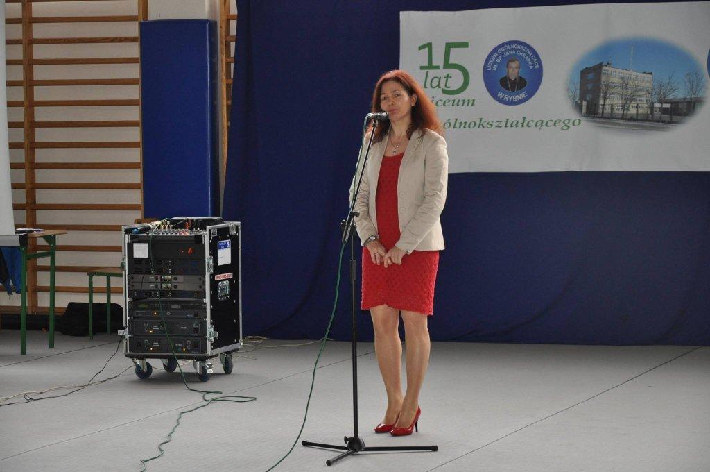 Zjazd absolwentów Zespołu Szkół w Rybnie