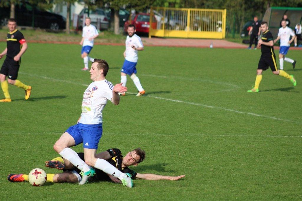 Piłkarska sobota w Rybnie