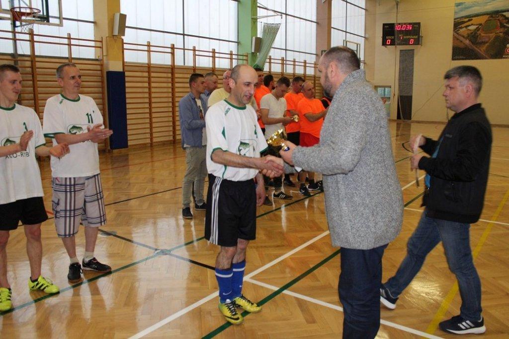 OSP Rybno mistrzem turnieju piłki nożnej