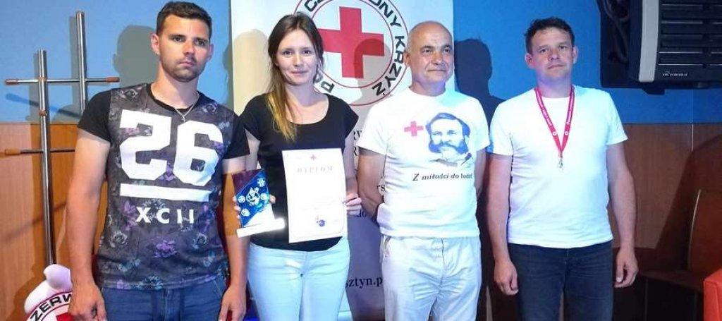 Klub HDK w Rybnie wygrał turniej w kręgle