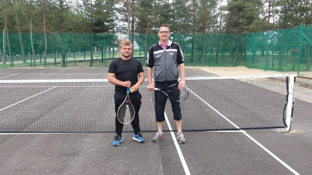 Ruszyła IV Edycja Ligi Tenisa Ziemnego w Rybnie