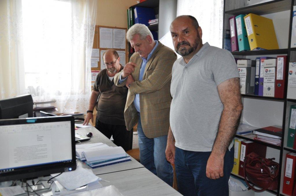 Dyrektor ANR odwiedził Urząd Gminy Rybno