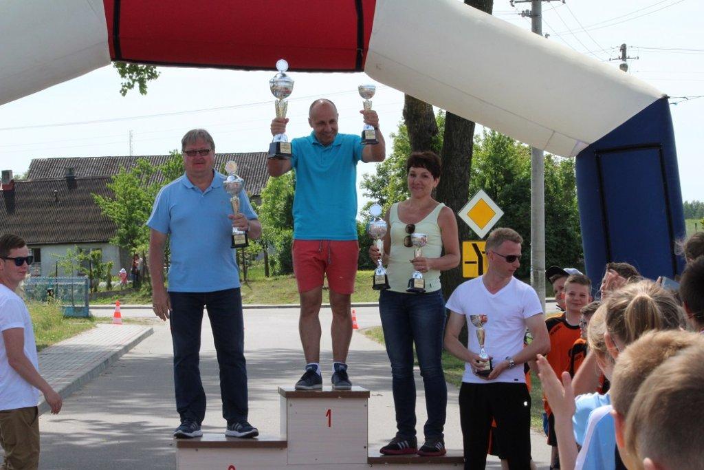 Żabiny wygrały 'Żabią' Olimpiadę