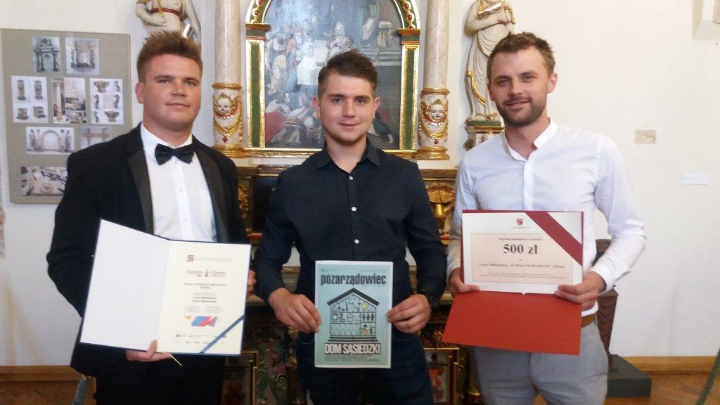 'W Rękach Młodych' nagrodzeni jako Godni Naśladowania