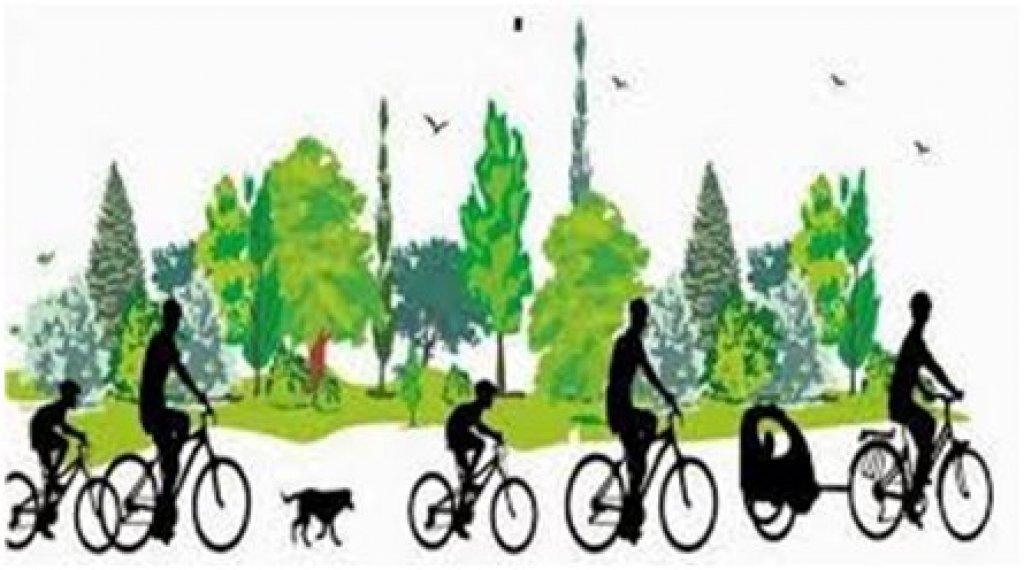 II Wycieczka rowerowa 'w zgodzie z naturą'