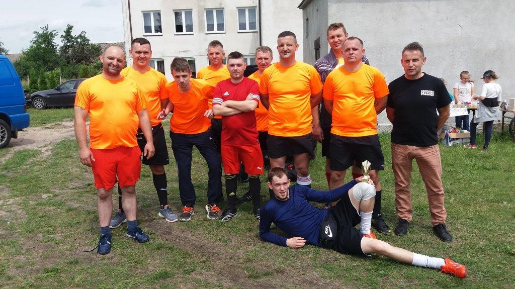 17 drużyn zagrało dla Małgosi