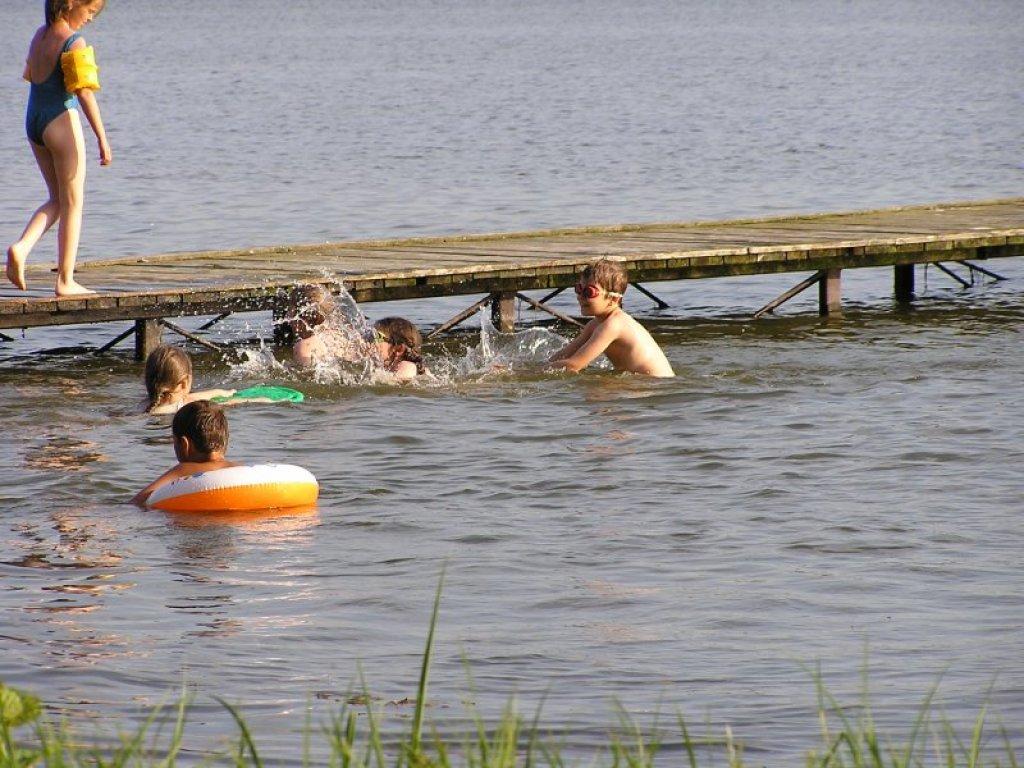 Informacja o jakości wody w jeziorach