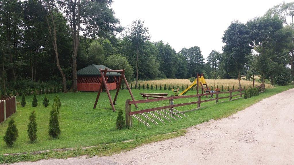 Kopaniarze: Altana wiejska gotowa