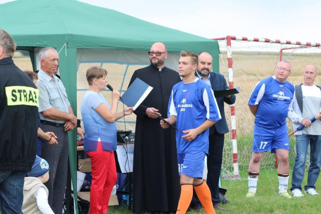 Truszczyny: Otwarcie boiska, turniej piłki nożnej i festyn rodzinny