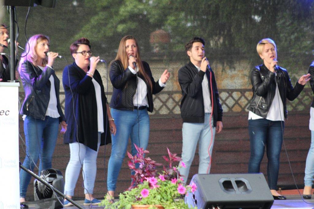 Hartowiec: Koncert zespołu Gospel Singers