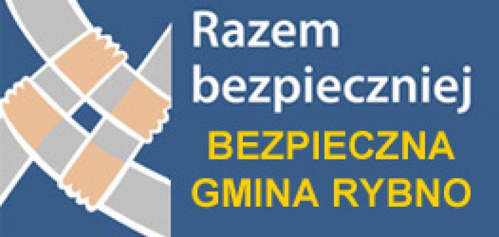 Projekt 'Bezpieczna Gmina Rybno'
