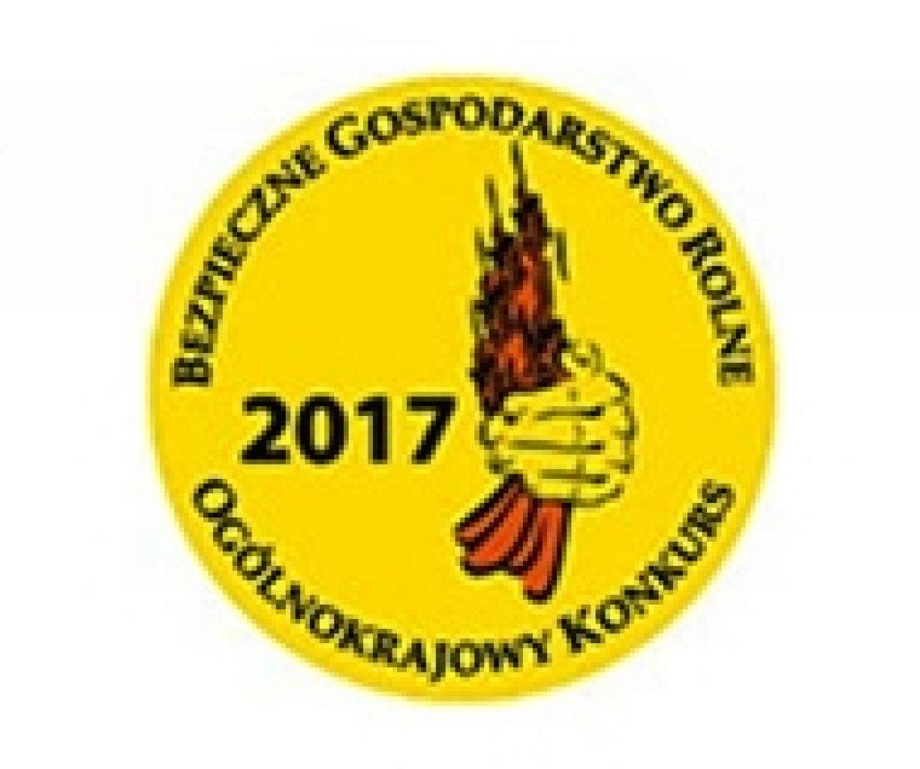 XV edycja Konkursu 'Bezpieczne Gospodarstwo Rolne'