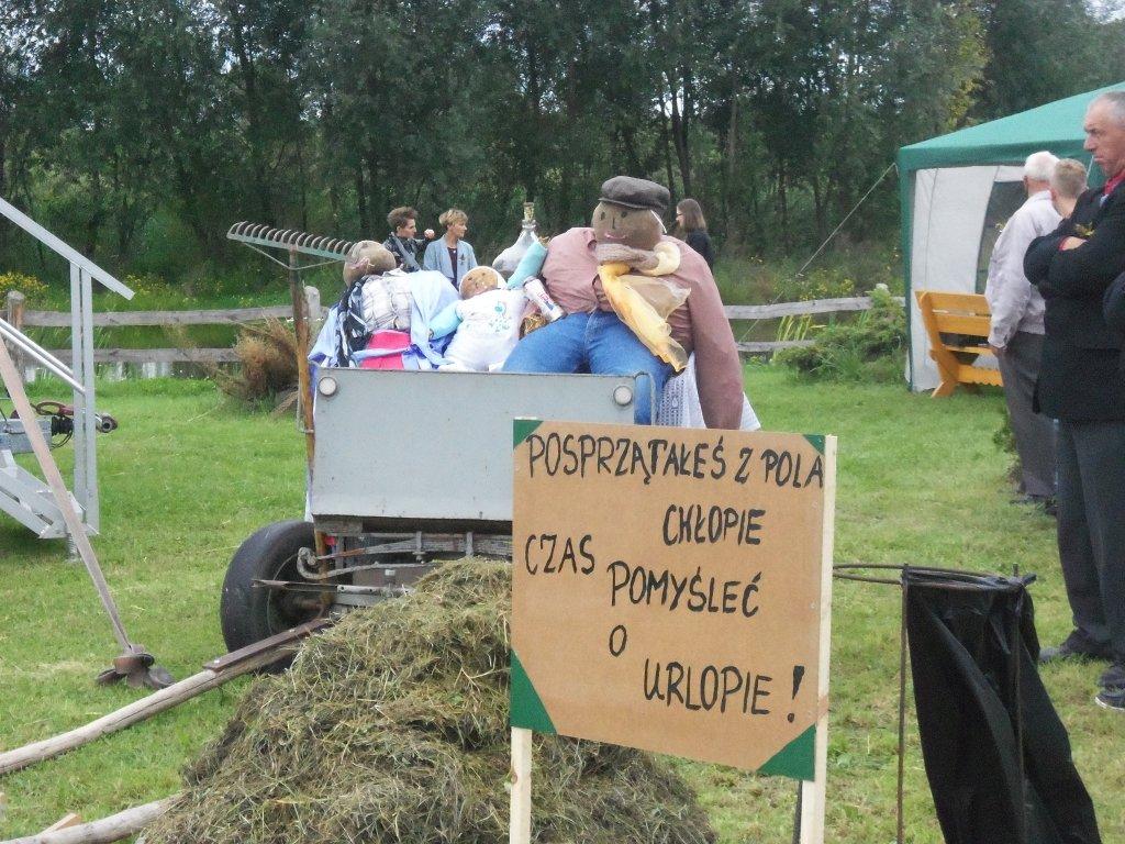 Dożynki parafialne w Truszczynach