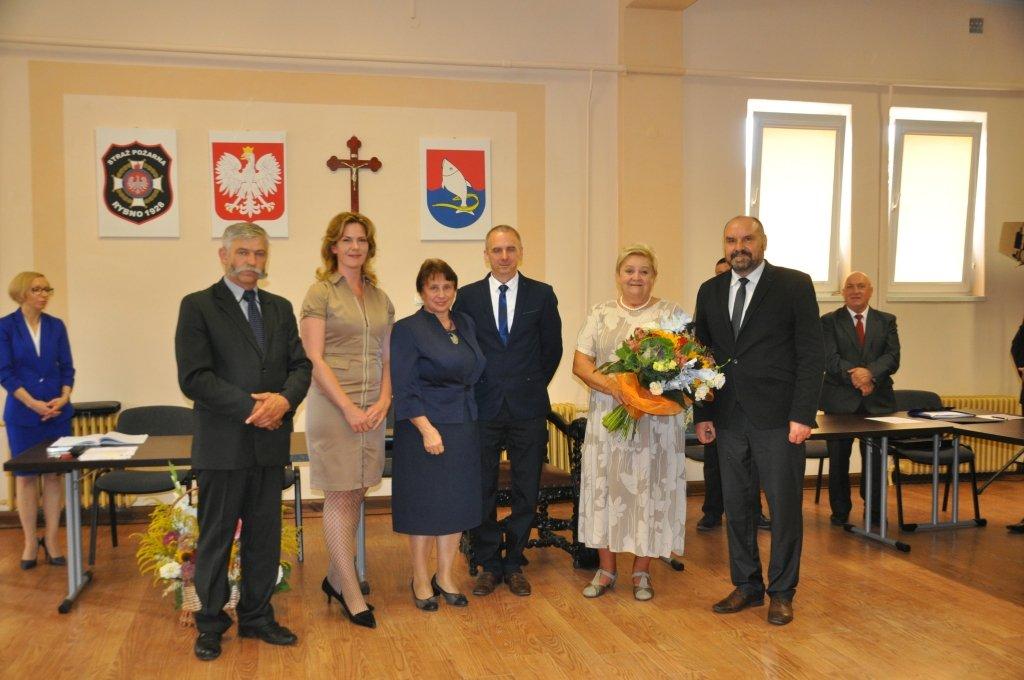 dr Aleksandra Piotrowska honorowym obywatelem Gminy Rybno