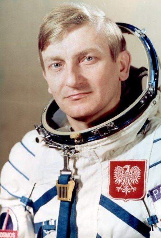Zapraszamy na spotkanie z gen. Mirosławem Hermaszewskim