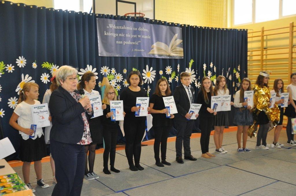 Rumian: Weronika Bach wyróżniona przez Senator Bogusławę Orzechowską