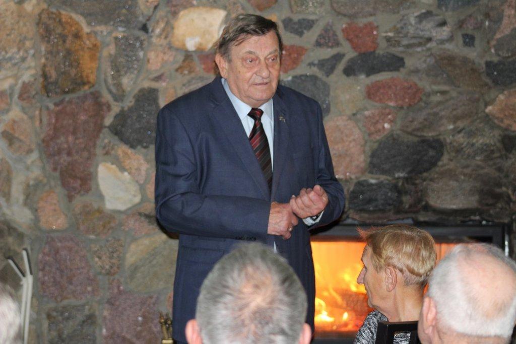 Rybno: Spotkanie z gen. Mirosławem Hermaszewskim