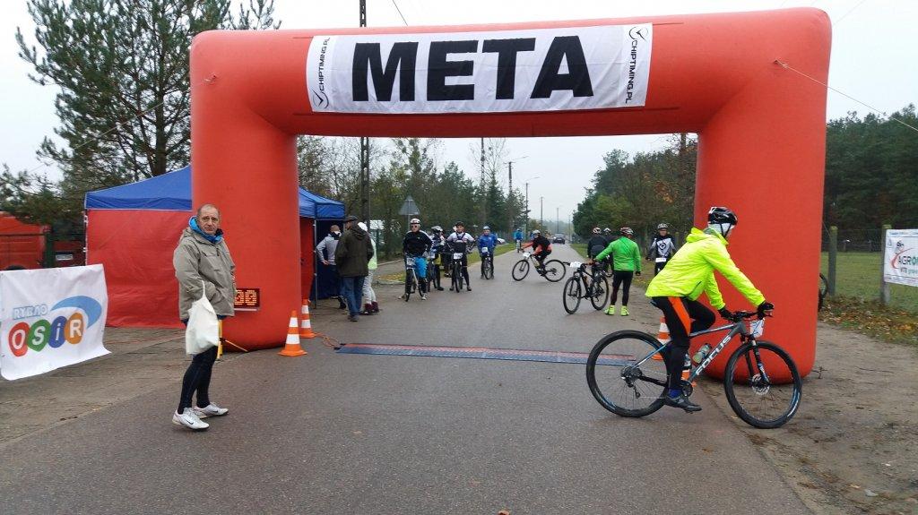 Rybno: I Jesienny Maraton MTB o puchar Wójta Gminy Rybno