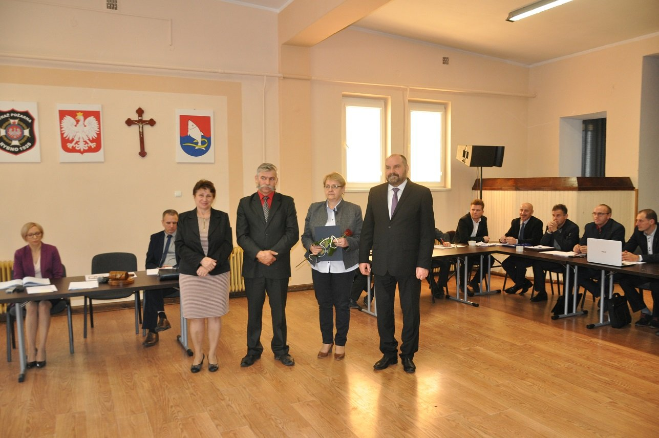 Nagrody Wójta Gminy Rybno z okazji Dnia Edukacji Narodowej