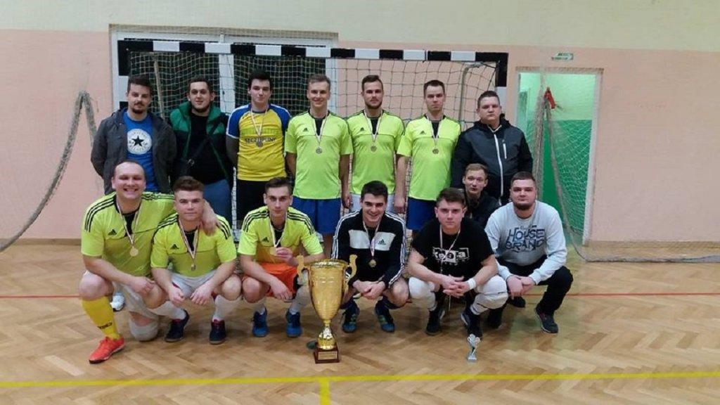 MKS Tęcza Z.U.L. wygrała Nocny Turniej