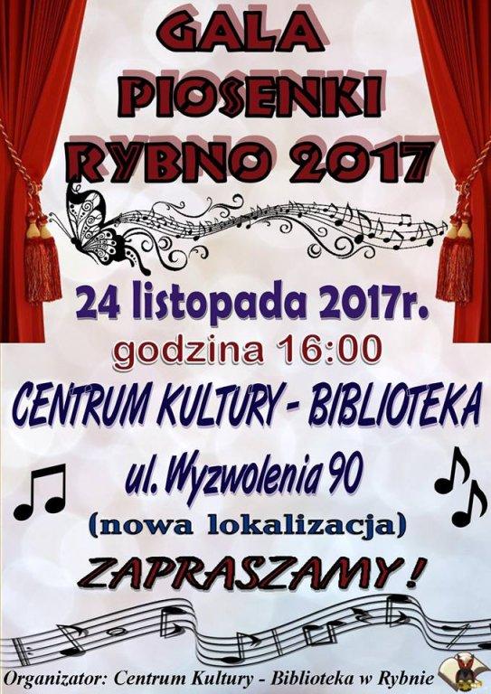Gala Piosenki Rybno 2017
