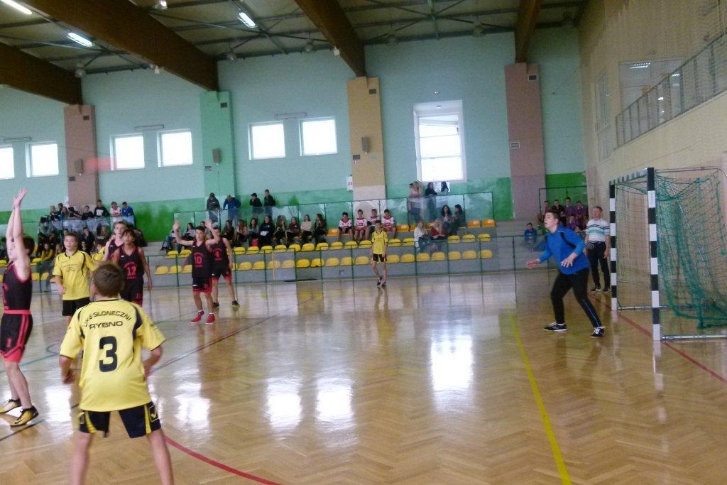 Turniej piłki ręcznej