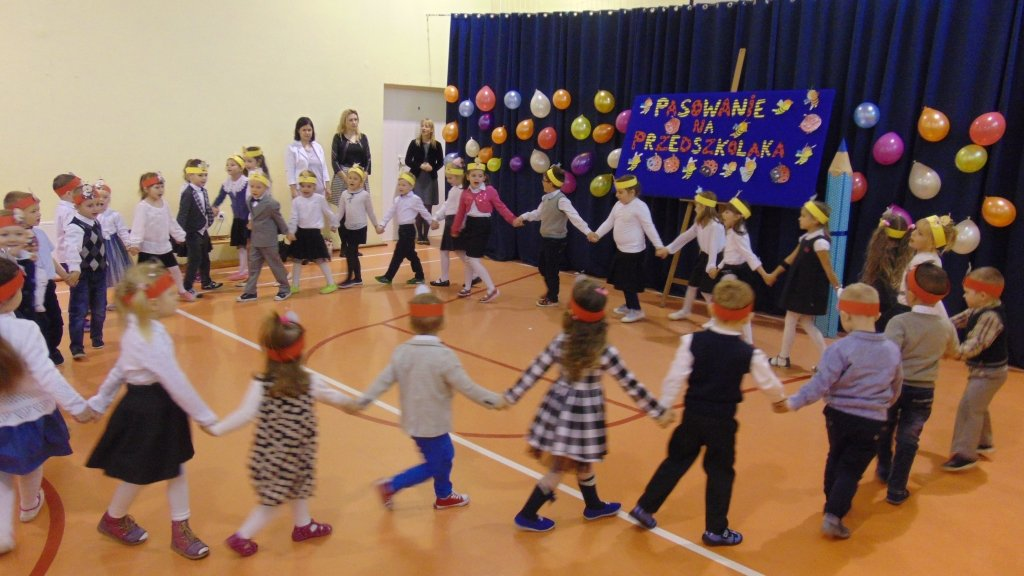 Rumian: Pasowanie na przedszkolaka