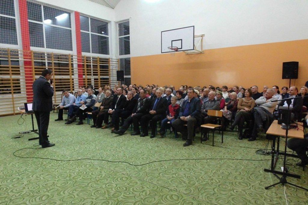 Hartowiec: wieczór autorski Bogusława Łukwińskiego